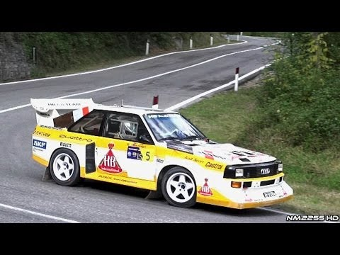 2013 Rally Legend - 10mins of PURE RALLY CAR SOUNDS!