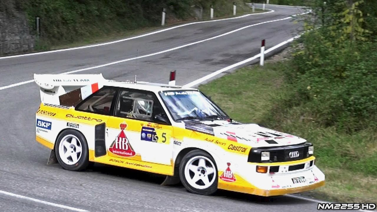 2013 Rally Legend - 10mins of PURE RALLY CAR SOUNDS! - YouTube