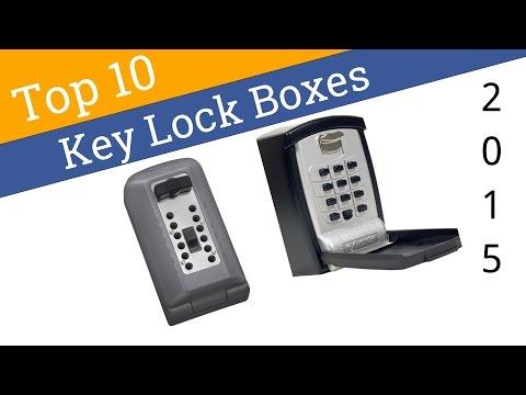 10 Best Key Lock Boxes 2015