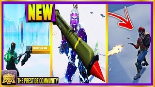 🌟 Fortnite TOP 10 GLITCHES In 2019! Infinity Blades, Vaulted Weapons, Invisible Guns! (Ps4/Xb1/PC)