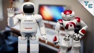 5 Awesome Humanoid Robots [2015-2016]