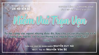 HTTL BẾN GỖ -  Chương trình thờ phượng Chúa - 19/09/2021