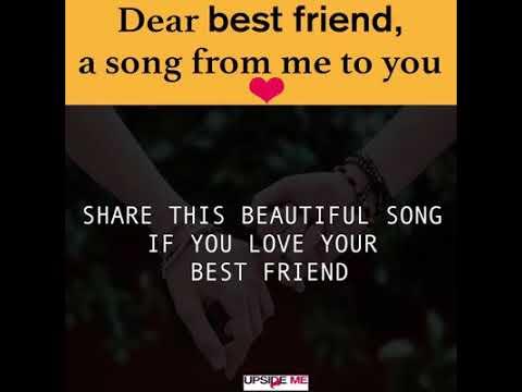Song for best friend @ tere Jaise Yaar Kaha song @ lyrics on @ Hindi song @