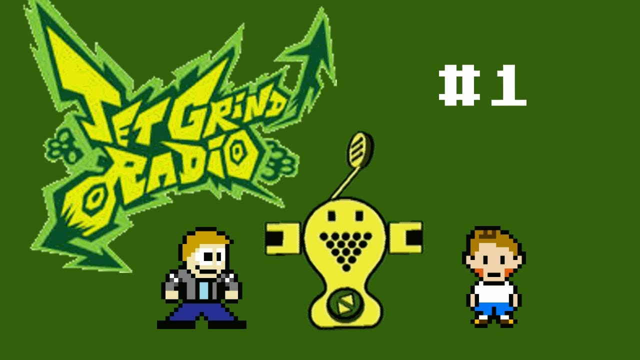Download Jet Grind Radio #1 with Andrew Durso