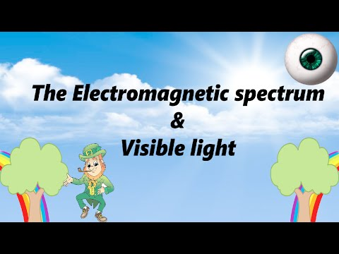 Visible light | On the Electromagnetic spectrum