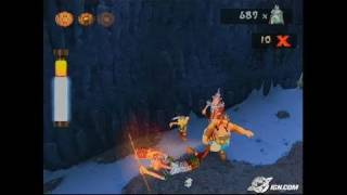 Asterix & Obelix: Kick Buttix  PlayStation 2 Gameplay