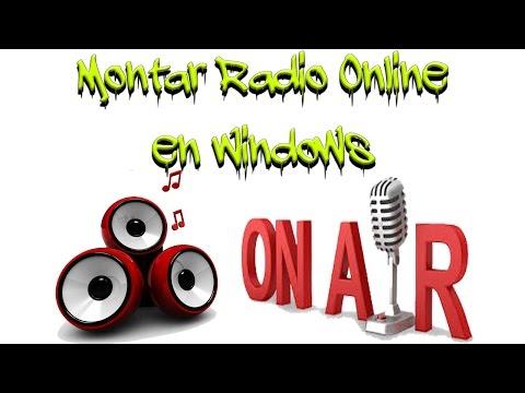 Montar Radio Online en Windows Gratis