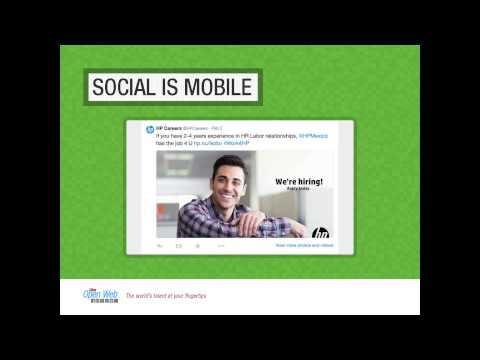 How To Go Mobile In Recruiting