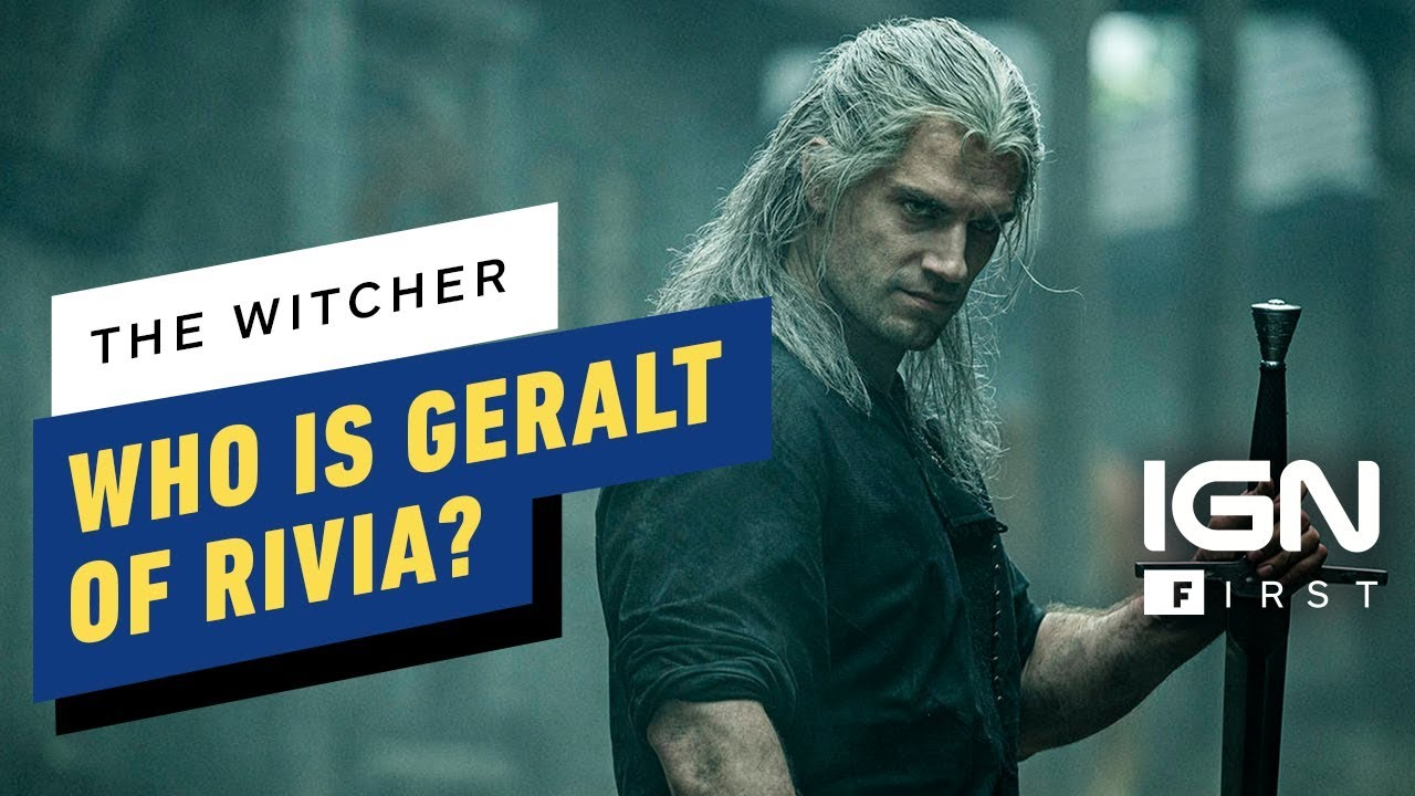 Netflix's The Witcher: Who Is Geralt of Rivia? - IGN First thumbnail