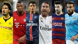 Futbol tarihinde akıllara kazılan 10 stoper (en İyi 10 stoper)