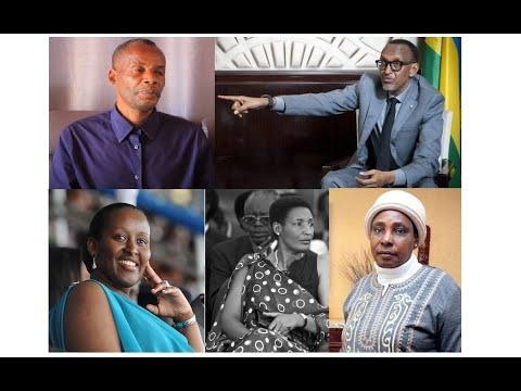 Ntabara Nyakubahwa Ntagwa muri RIB /  Jeannette-Séraphine-Kanziga, bose bubahwe