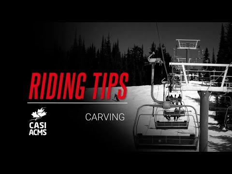 CASI Riding Tips: Carving