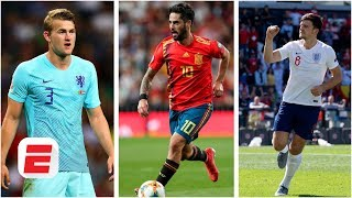 Juventus closing in on de Ligt?  Are Man City favourites for Isco and Maguire? | Transfer Rater