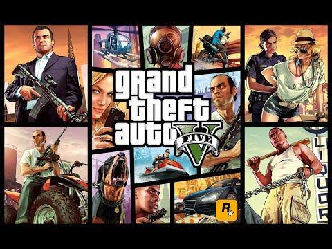 GTA V #64 alle sind wa einmal gestorben hihi aber wa mal wieder geile