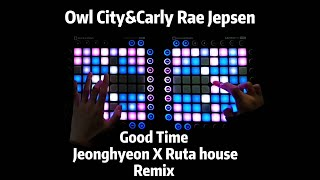 Owl City & Carly Rae Jepsen - Good Time (Remix)//Launchpad Softcover