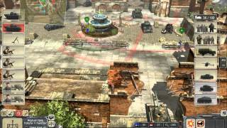 Men of War Online Battle #134: Germany vs United States (Live-Commentary)