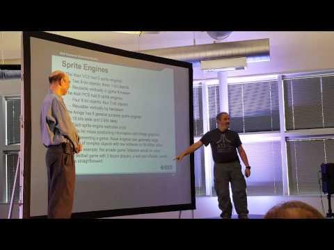 Amiga Hardware and Architecture talk part 2/3