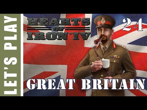 Hearts of Iron IV Great Britain 24