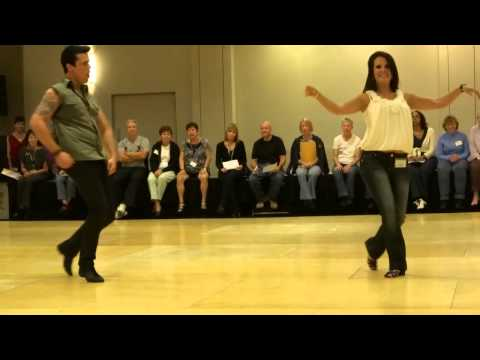 Hairspray Line Dance (Demo@ Windy City)