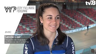 VYP. Cyclisme sur piste : Sandie Clair, une vie en bleue
