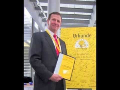 Thinkers Club Awards at Deutsche Post Post Tower in Bonn, Germany