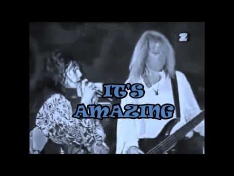 AMAZING/Aerosmith w/lyrics created by Paul Siddall