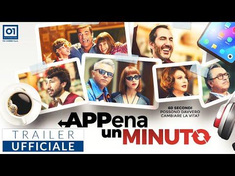 APPENA UN MINUTO di Francesco Mandelli (2019) - Trailer Ufficiale HD