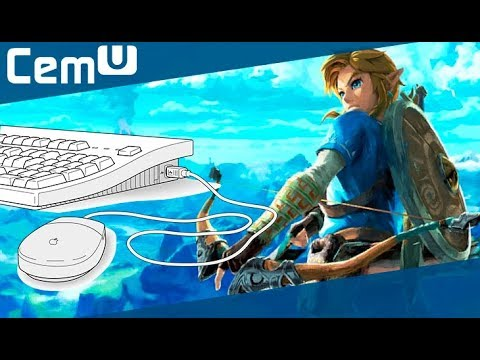 Cemu 1 11 3 | Mouse and Keyboard Setup | Zelda BOTW