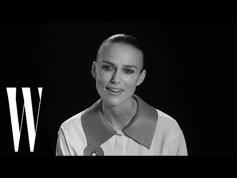 Keira Knightley Explains Why the Katy Perry Film Moved Her to Tears  Screen Tests 2015