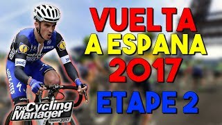 VUELTA A ESPANA 2017 | ETAPE 2 | Nimes › Gruissan (PCM17)