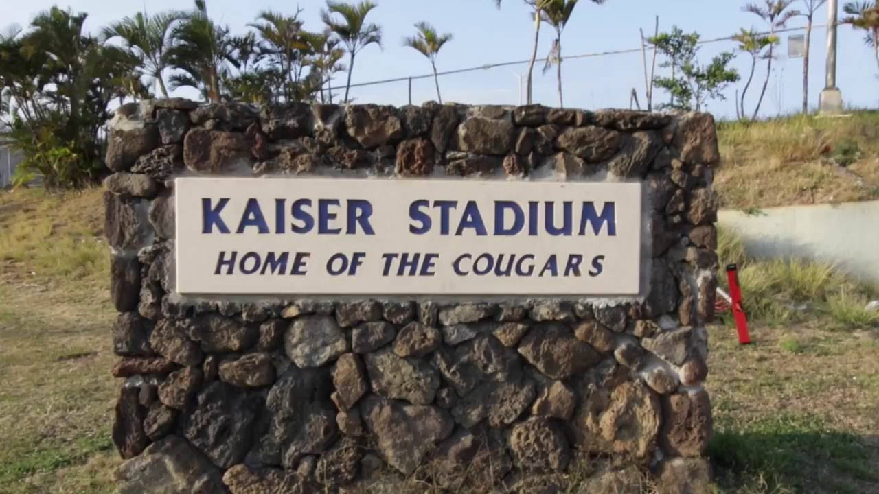 Kaiser High School Football Field Renovation Is Approved