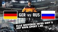 Deutsche Pleite gegen Russland im Video | EISHOCKEY WM 2017