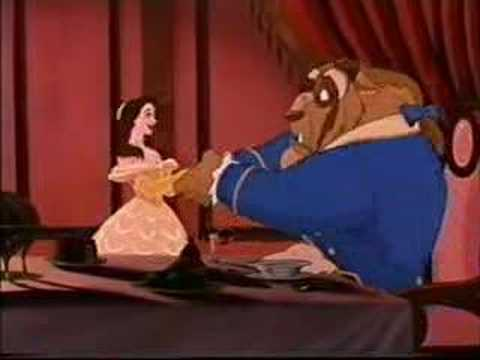 Beauty And The Beast Theme (German)