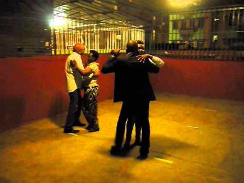 escola de dança - dance school - Ulisses C. - Luanda, Angola