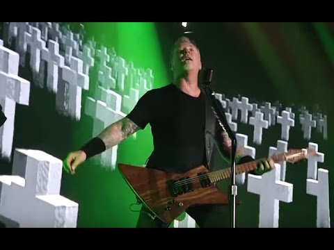 Metallica Singapore recap and Master of.. - The Obsessed debut Punk Crusher!