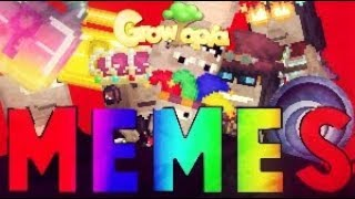 GROWTOPIA MEMES VIDEO COMPILATION