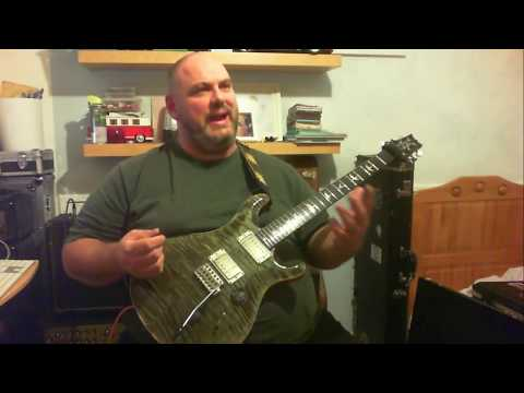 Video Guitar Lesson 2 : Using and understanding legato