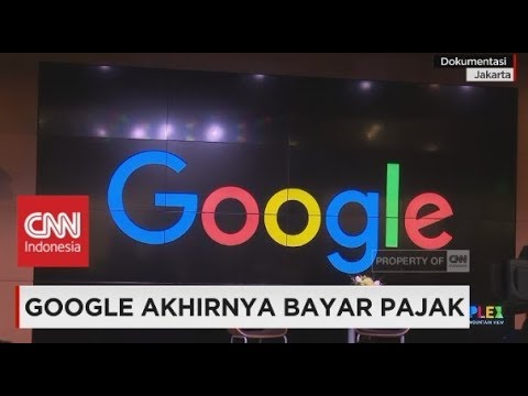 Google Akhirnya Bayar Pajak