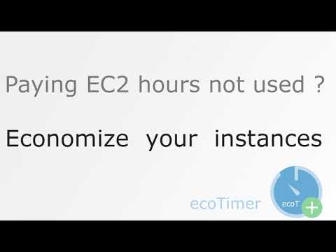 ecoTimer: Paying EC2 hours not used?