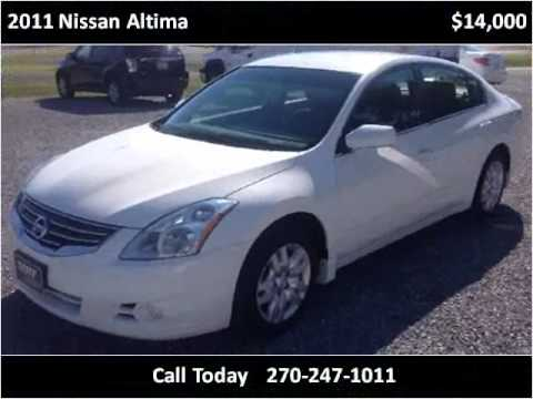 2011 nissan altima used cars mayfield ky youtube for Seay motors mayfield ky