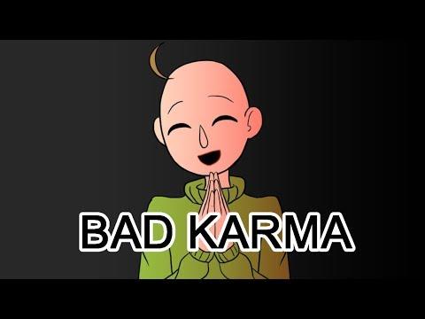 Bad Karma| Baldi's Basics(All Characters)|animatic