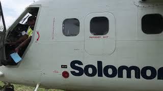Flying Solomon Islands Airways
