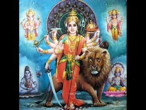 Sri Durga Roga nivarana ashtakam