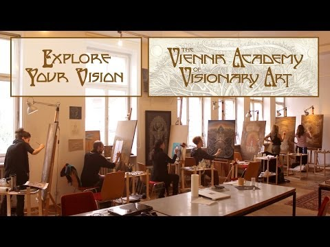 The Vienna Academy of Visionary Art - Explore Your Vision