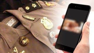 Diduga Kirim Foto Selfie Vulgar ke Napi Pembunuhan yang Mengaku Polisi, Polwan di Makassar Dipecat