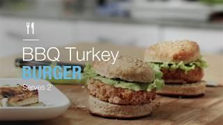 Making Mayo's Recipes: BBQ Turkey Burger