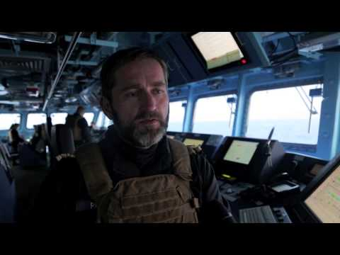 Interview with Commander Per Rostad of the HNoMS Helge Ingstad