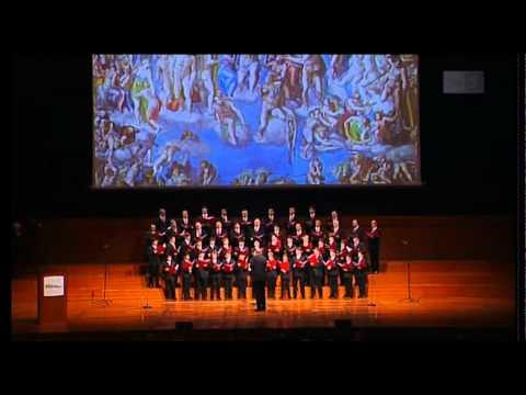CAPPELLA MUSICALE PONTIFICIA SISTINA - TORINO 2014