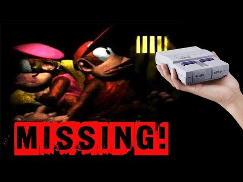 TOP 10 MISSING SNES GAMES FROM CLASSIC EDITION - Fenomeno Gaming