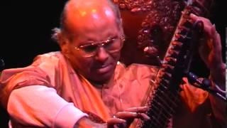 Ustad Asad Ali Khan - Raga Marwa - Rudra Veena - Rudra Vina - Dhrupad, Utrecht 25th April 2003